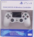 Sony Playstation 4 Controller (Glacier White)