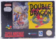Double Dragon V: The Shadow Falls - SNES