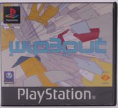 Wipeout 3 (Rental Version) - PS1