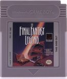 The Final Fantasy Legend - GB