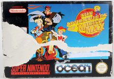 The Adventures of Mighty Max - SNES