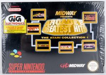 Arcade's Greatest Hits: The Atari Collection 1 - SNES