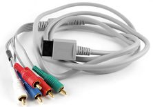 Official Nintendo Wii Component Video & Audio Cable (RVL-011)