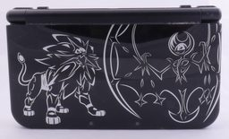 New Nintendo 3DS XL Console Solgaleo And Lunala Limited Edition