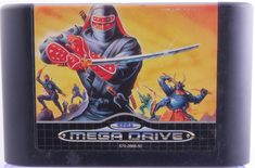 Shinobi III: Return Of The Ninja Master - Mega Drive