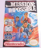 Mission Impossible Poster B, Size 43x30cm