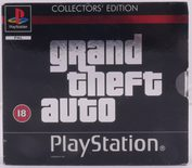 Grand Theft Auto Collectors Edition - PS1