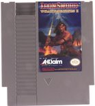 IronSword: Wizards & Warriors II - NES