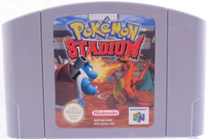 Pokemon Stadium (German Version) - N64