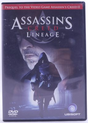 Assassin's Creed Lineage (Short Film DVD)