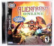 Alien Front Online (Without Microphone) - Dreamcast