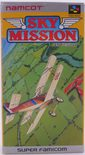 Sky Mission (Super Famicom) - SNES
