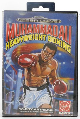 Muhammad Ali Heavyweight Boxing - Mega Drive