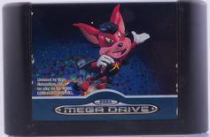 Aero The Acro-Bat - Mega Drive