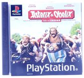 Asterix & Obelix Take On Caesar (German Version) - PS1