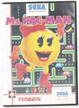 Ms. Pac-Man - Master System