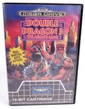 Double Dragon 3 The Arcade Game - Mega Drive