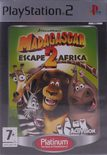 Madagascar: Escape 2 Africa (Platinum) - PS2