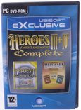 Heroes Of Might and Magic III + IV Complete Ubisoft Exclusive (PC)