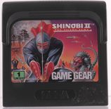 Shinobi II The Silent Fury - Game Gear