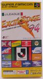 J. League Excite Stage '94 (Super Famicom) - SNES