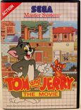 Tom & Jerry: The Movie - Master System