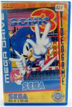Sonic The Hedgehog 3 (Rental Game) - Mega Drive