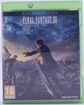 Final Fantasy XV (Day One Edition) - Xbox One