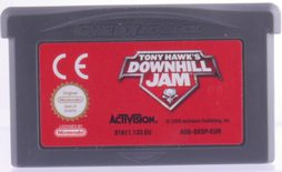 Tony Hawk's Downhill Jam - GBA