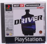 Driver (Best Of Infogrames) - PS1