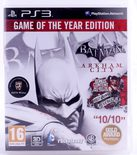 Batman: Arkham City (Game Of The Year Edition) - PS3