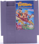 The Flintstones: The Surprise At Dinosaur Peak! - NES