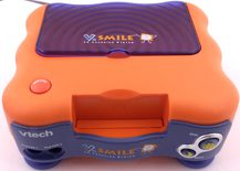 Vtech V.Smile Console With Controller And Games