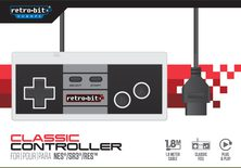 Retro-Bit 8-Bit Classic Controller for NES / Super Retro Trio / RES