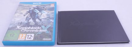 Xenoblade Chronicles X Limited Edition (Missing Steel Case) - Wii U