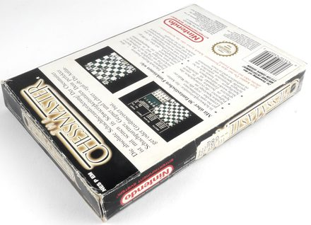 EMPTY BOX - The Chessmaster (box only, no game!)