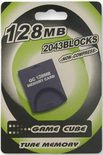 128MB Memory card for GameCube and Wii