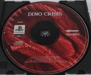 Dino Crisis (German Version) - PS1