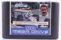 Newman Haas IndyCar Featuring Nigel Mansell - Mega Drive