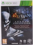 Batman Arkham Collection - Xbox 360