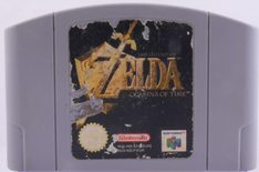 The Legend Of Zelda: Ocarina Of Time - N64