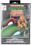 Teenage Mutant Hero Turtles: Tournament Fighters - Mega Drive