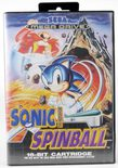 Sonic The Hedgehog Spinball - Mega Drive