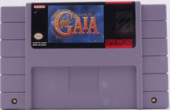 Illusion Of Gaia - SNES