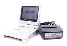 Gameboy Advance SP Console (Silver)