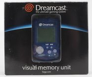 Dreamcast VMU Blue (Visual Memory Unit)