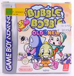 Bubble Bobble Old & New - GBA
