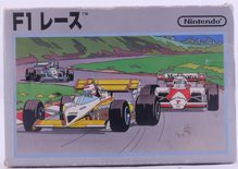 F1 Race (Famicom) - NES