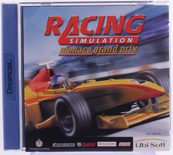 Monaco Grand Prix: Racing Simulation 2 - Dreamcast
