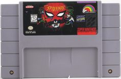 Spider-Man - SNES